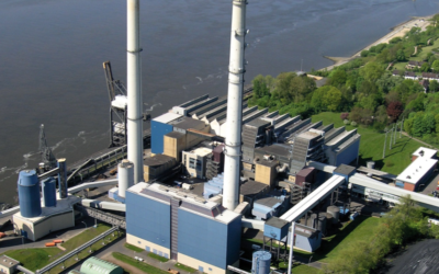 Lifetime extension Wedel CHP Plant