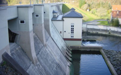 Revision of the run-of-river power plant Burgkhammer