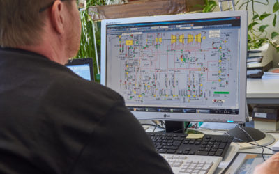 Installation of a process quality monitoring system for the Eemshaven 10 CCGT Plant