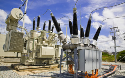 Noise protection studies for transformer stations