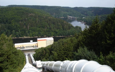 Revision of the pumped storage power plant Wendefurth
