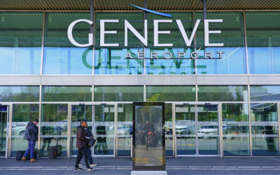 Review of the New East Pier at Geneva Airport
