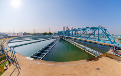 Operation & Maintenance of Water Supply and Wastewater Facilities