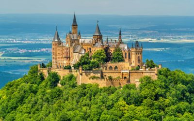 Award of Public Contracts Procedure, Hohenzollern Castle