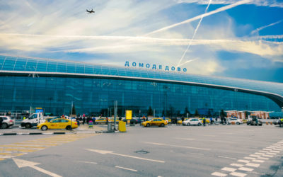 Expansion of Maintenance Area at Moscow Domodedovo Airport