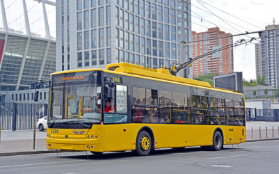 Fact-Finding Mission in four Cities of Ukraine within the framework of Modernizing Urban Public Transport