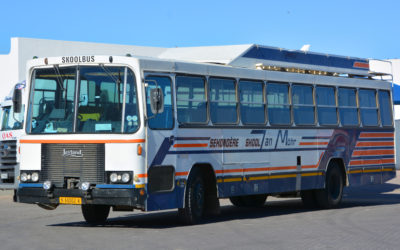 Institutional Reform of Public Transport Provision at the City of Windhoek