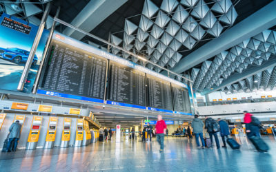 Project Management for Terminal A-Plus at Frankfurt International Airport