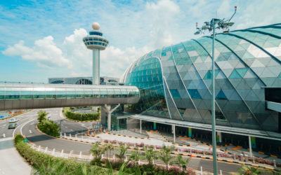 Strategy Review – Changi East Terminal 5 Development