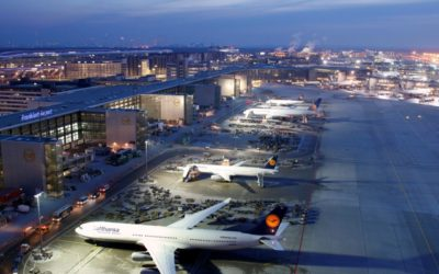 Strategic Plan for the Extension of Frankfurt Airport