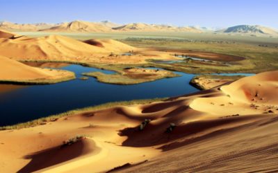 Groundwater Resources Studies of the Rub' Al Khali Desert