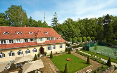 New Build and Modernization of the Waldhotel in Stuttgart