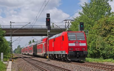 Economic evaluation for expansion and electrification of the track Plauen –  border to Czech Republic