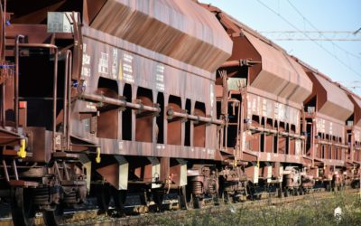 Inspection of 555 New Freight Cars