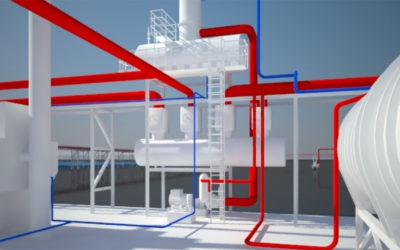 Study for Integrated CSP Plant for Desalination and Enhanced Oil Recovery (70 MW thermal)