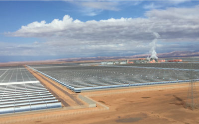 Technical Advisory for Noor Midelt Solar Complex CSP & PV